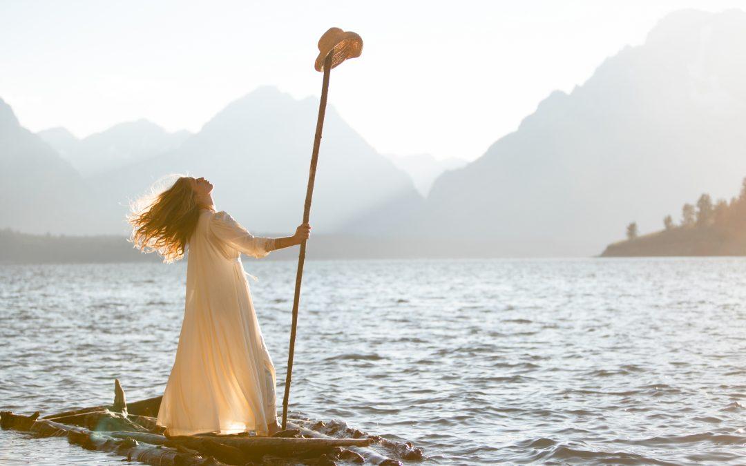 Let Meditation Be Your Life Raft